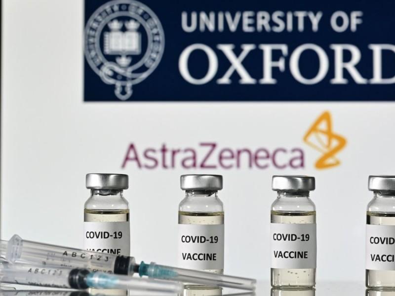 Suiza premia a creadora de vacuna anticovid de Oxford-AstraZeneca