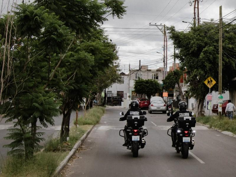 Sujeto detenido en misión fundadores por robo