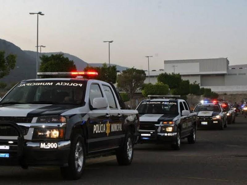sujeto es detenido por lesiones en la Col El Marqués