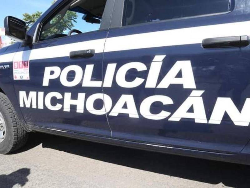 Sujetos armados lesionan a tres policías en Zitácuaro