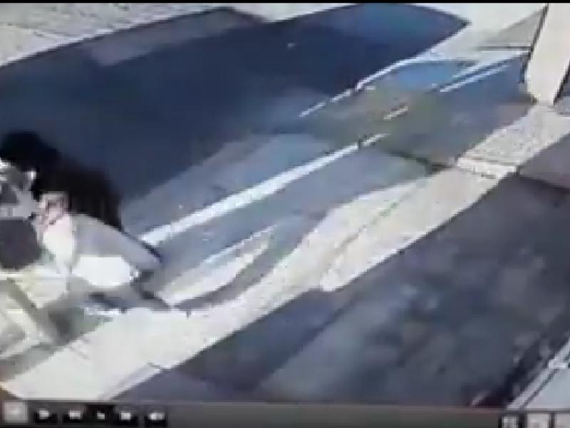 Sujetos secuestran a mujer en Catemaco