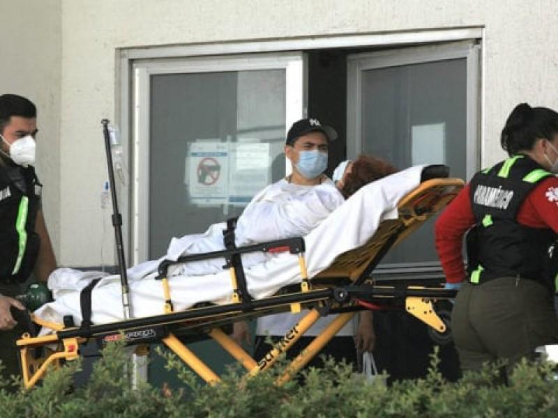 Suma México 786 muertes y 19,555 contagios en 24 hrs