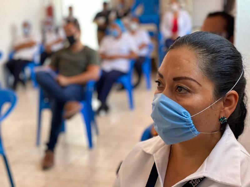 Suma Michoacán 199 contagios de COVID-19 este sábado