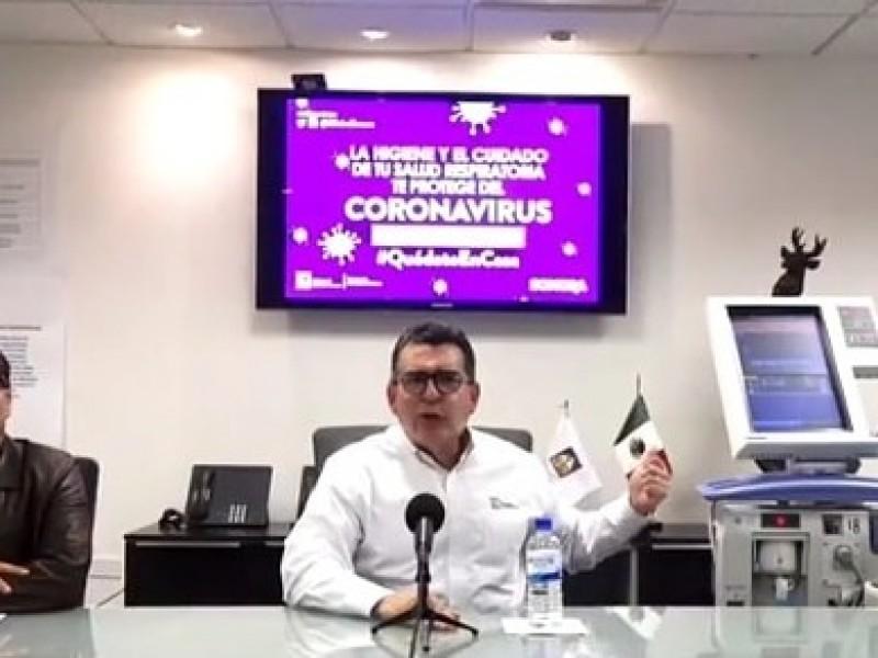 Suman 10 casos de Covid-19 en Sonora
