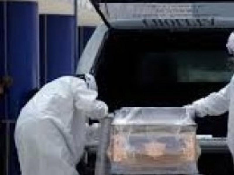 Suman 11 mil 696 muertos por COVID-19 en Puebla