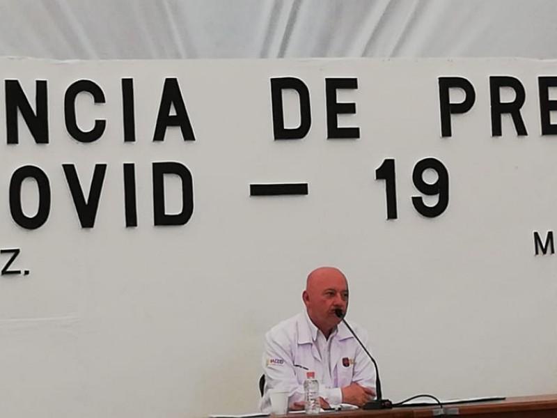 Suman 229 casos de COVID-19 en Chiapas