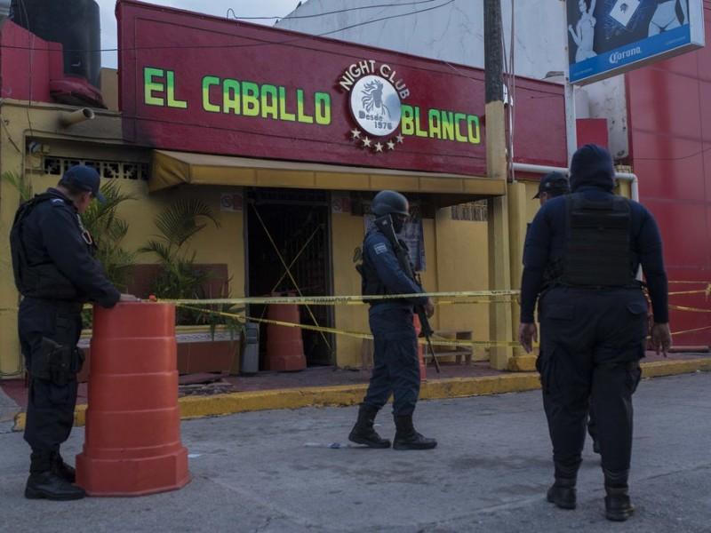 Suman 29 muertos por la masacre en bar