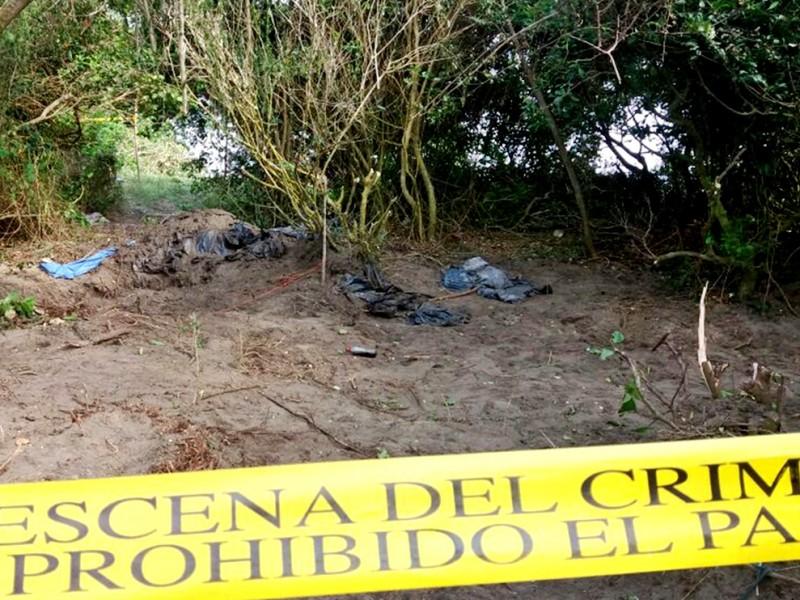 Suman 31 cuerpos recuperados en fosas de Arbolillo