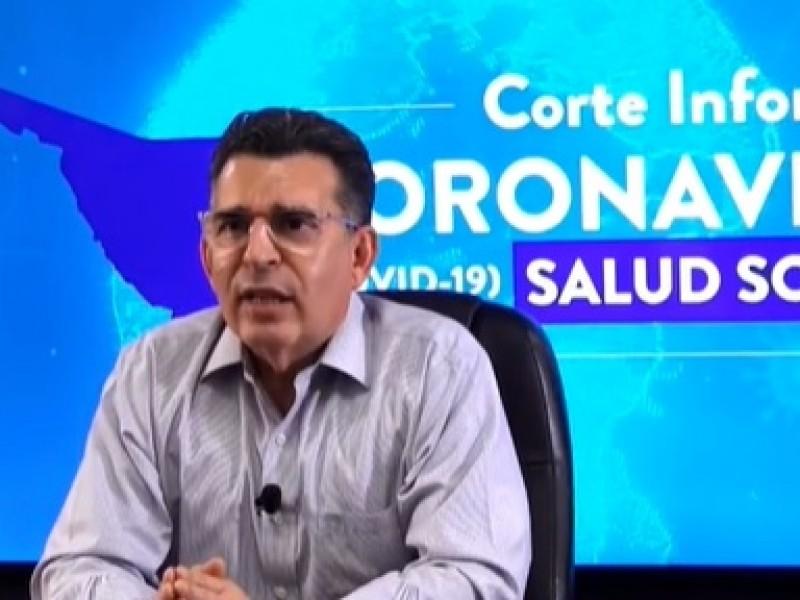 Suman 34 muertes y 288 casos de Covid.-19 en Sonora