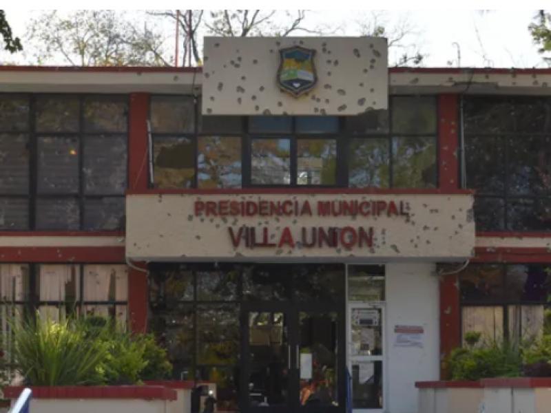 Suman 36 detenidos por ataque a Villa Unión