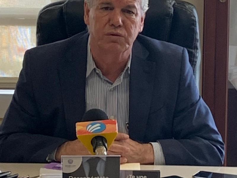 Suman 5 denuncias contra administración de Marcos Aguilar