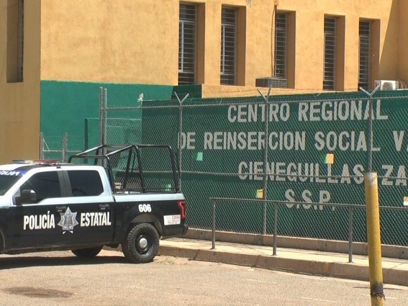 Suman 5 presos fallecidos por la Covid-19 dentro del Cerereso