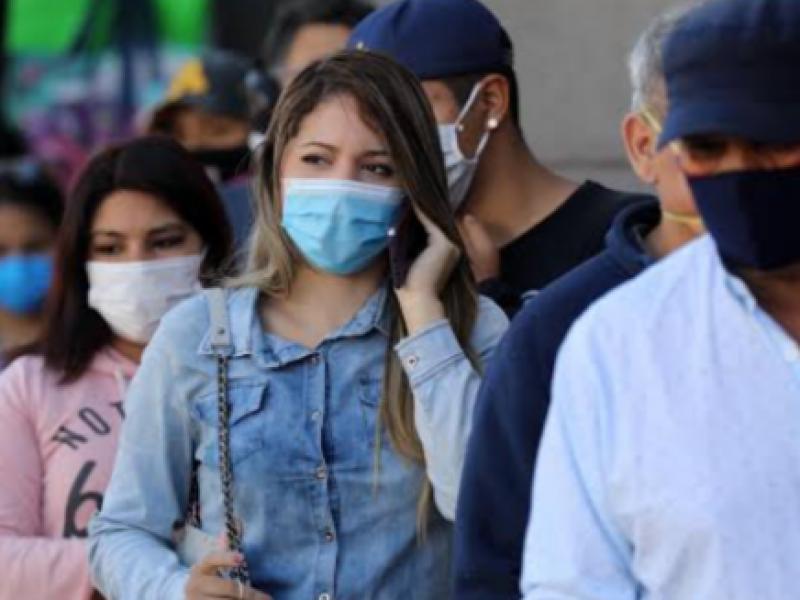 Suman 6 mil 754 casos de COVID-19 en Chiapas
