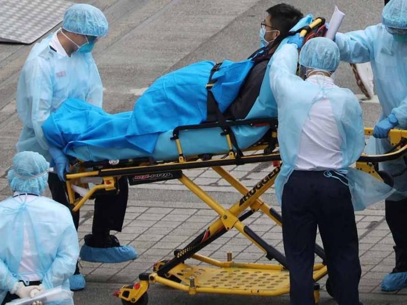 Suman 638 muertes por Coronavirus