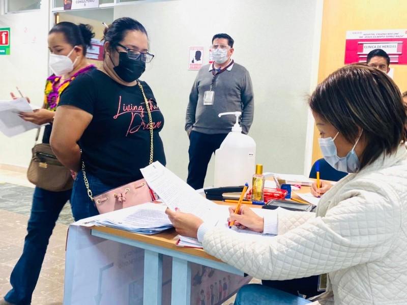 Suman 7 mil 647 casos de COVID-19 en Chiapas