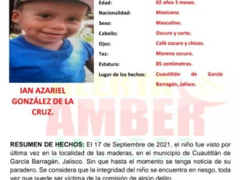 Suman 8 días sin Ian, menor desaparecido en Cuautitlán