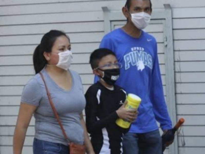 Suman en Chiapas 6 mil 814 casos de COVID-19