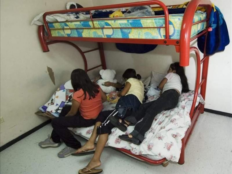 Suman nueve niños migrantes en DIF Torreón
