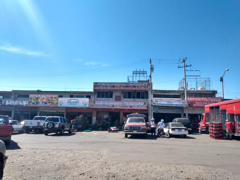 Suministro de alimentos en Culiacán está garantizado: Mercado de Abastos