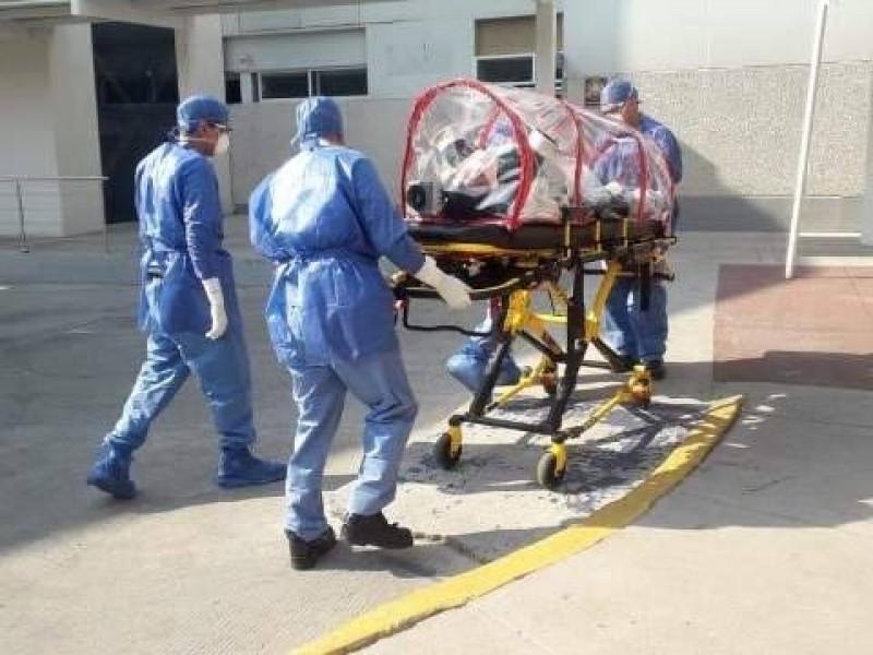 Supera Zacatecas los 23 mil contagios por Covid-19