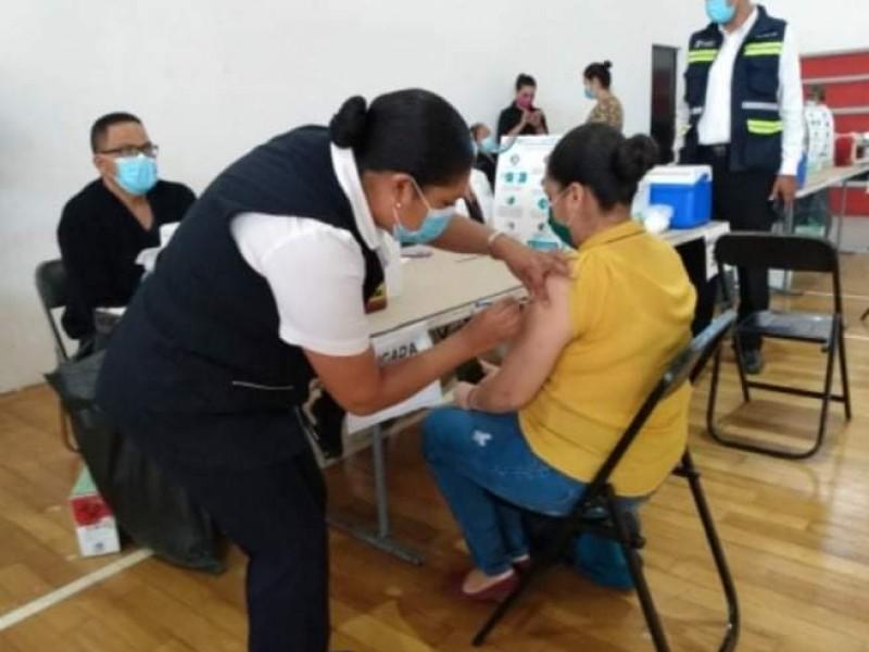 Superan 100 mil vacunas antiCOVID aplicadas en la región Zamora