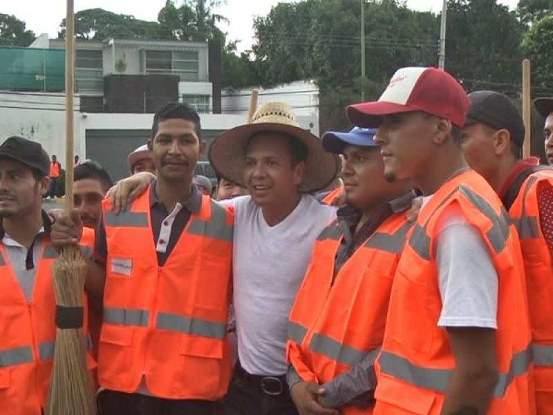 Supervisa alcalde de Zapopan recorrido de la Romería