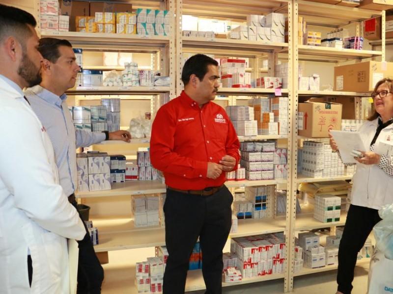 Supervisa director de Isssteson atención en Guaymas