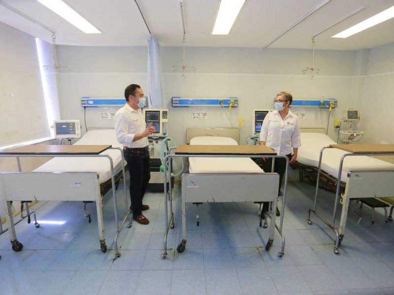 Supervisan instalaciones y protocolos ante contingencia por Covid19
