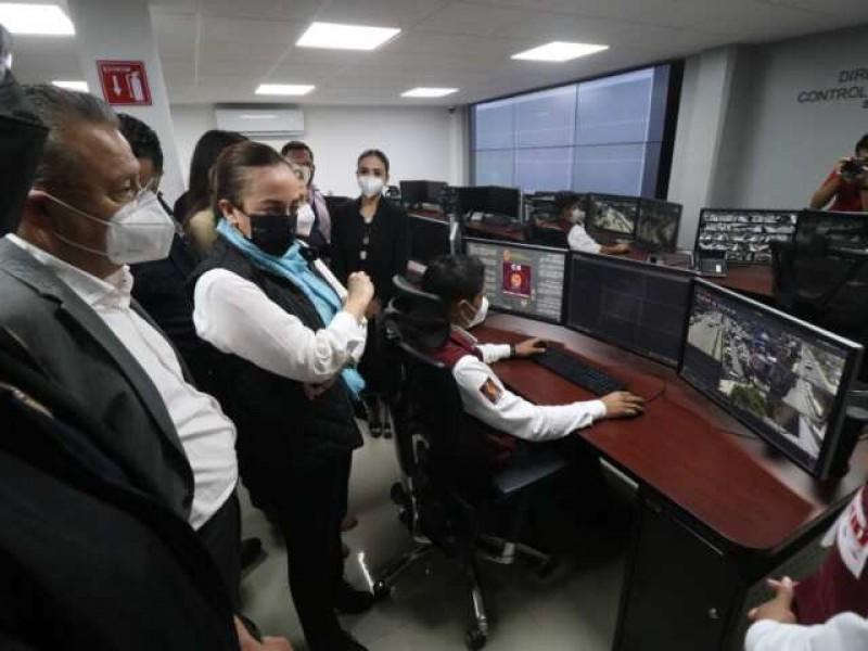 Supervisan trabajos de seguridad en SCLC