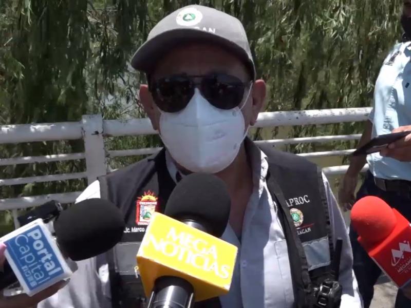 Supervisión de puente Juárez en Culiacán por supuesto deterioro