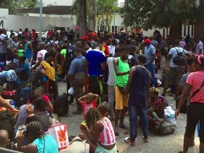 Surge inconformidad por deportación de Haitianos