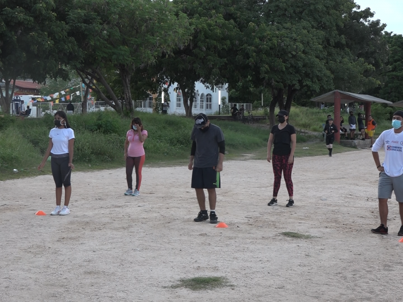 Surge iniciativa deportiva para disminuir el sedentarismo en jóvenes salinacrucenses
