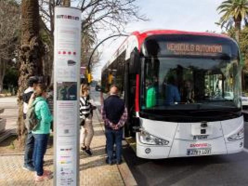 Surge primer autobús sin conductor en Europa