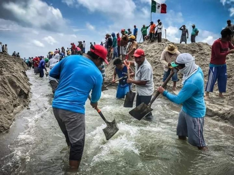 Surge Unión de Cooperativas Pesqueras Huaves, demandan atención gubernamental