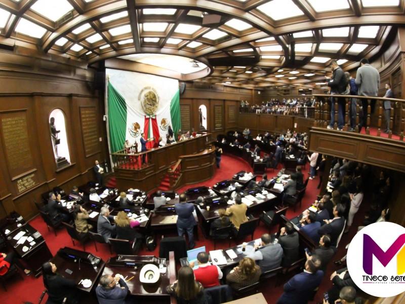 Suspende Congreso sesiones de este mes por covid-19