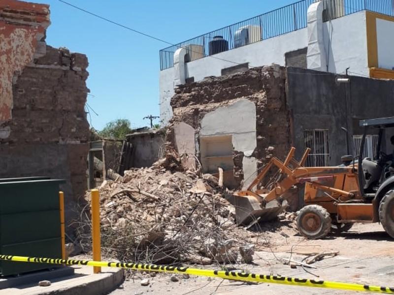 Suspende INAH demolición de inmueble que data del siglo XIX