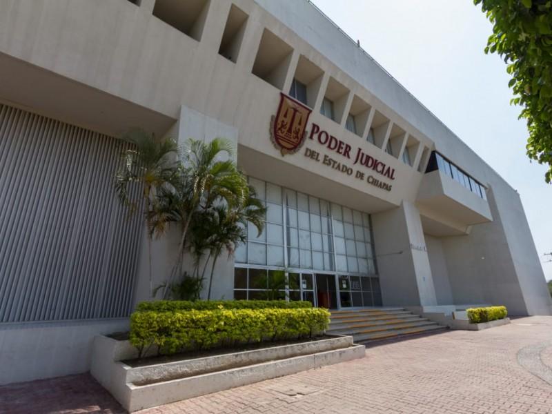 Suspende labores del 3 al 14 de agosto Poder Judicial