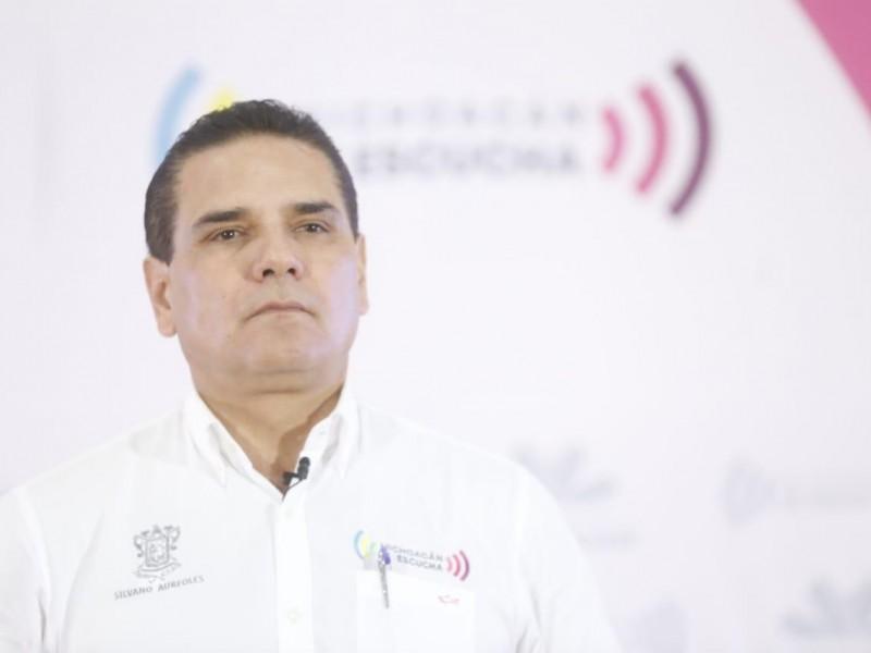 Suspende Michoacán actividades no esenciales por Covid 19