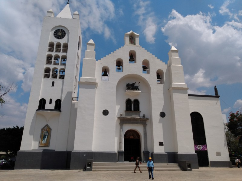 Suspende misas la iglesia católica por coronavirus