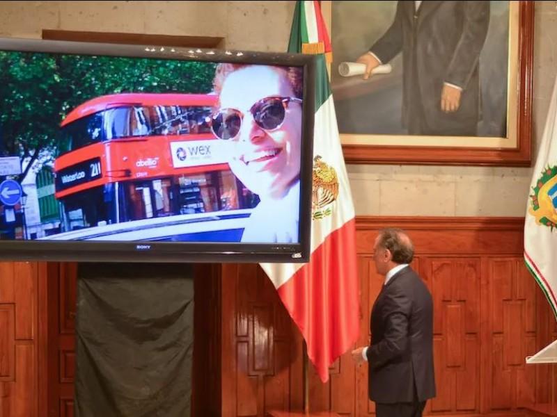 Suspenden orden de extradición contra Karime Macías