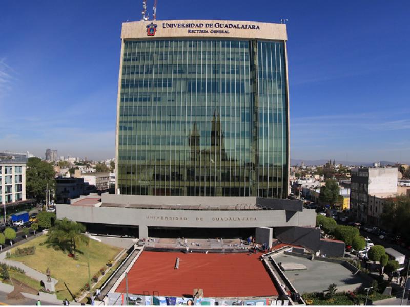 Suspenden actividades administrativas en UDEG hasta el 23 de Enero