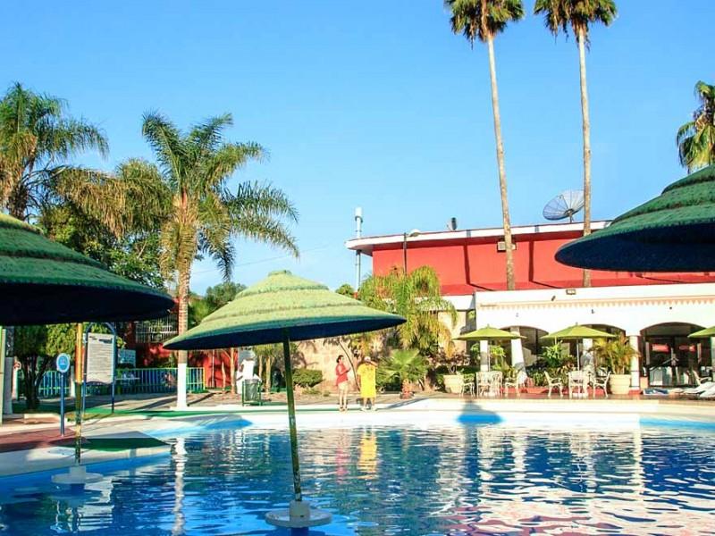 Suspenden actividades en balnearios y gimnasio del Issstezac