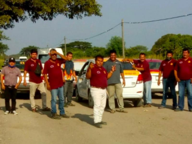 Suspenden bloqueos carreteros en Unión Hidalgo