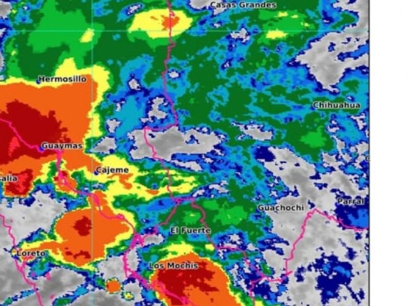 Suspenden clases en seis municipios por lluvias