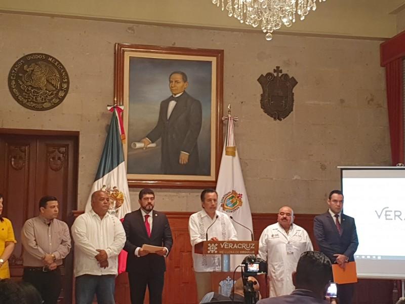 Suspenden clases para Veracruz, Boca del Río, Medellín y Alvarado