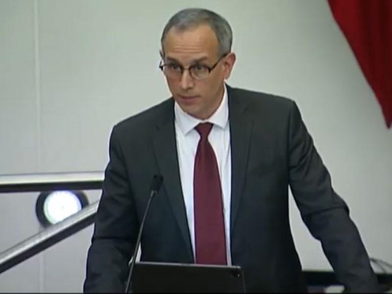 Suspenden comparecencia de López-Gatell en Senado por protestas