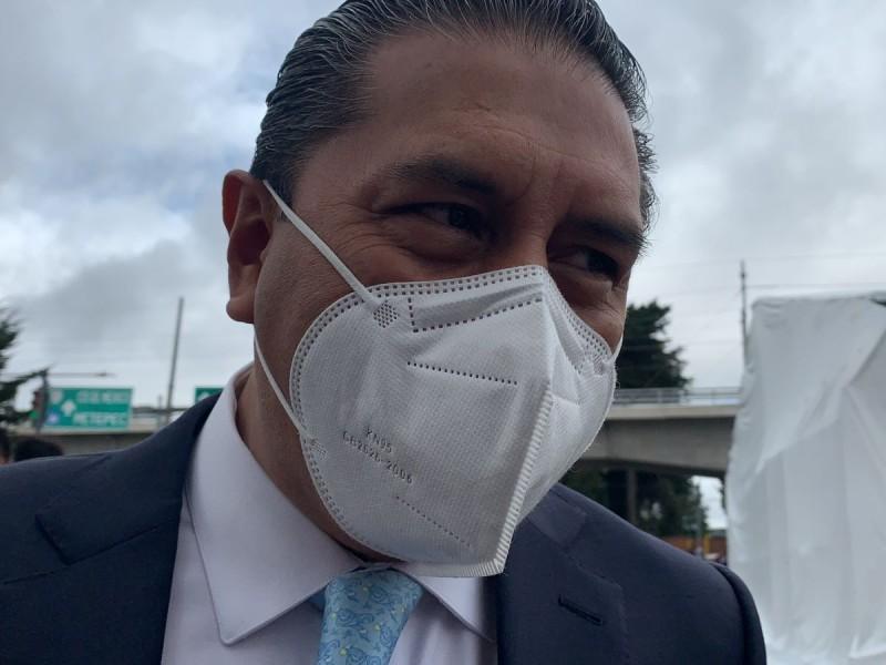 Suspenden concentraciones masivas en Toluca este 15 y 16