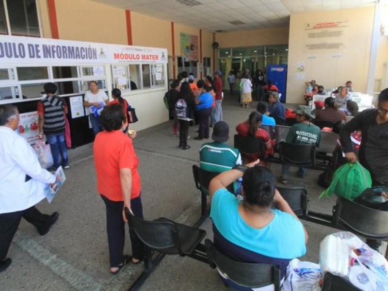 Suspenden consulta externa y cirugías en Hospital Civil de Oaxaca