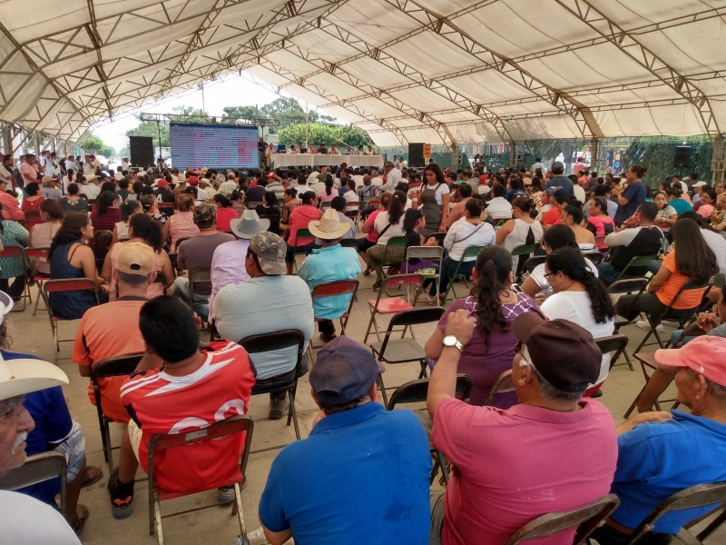 Suspenden Consulta Indígena en Unión Hidalgo por Covid-19