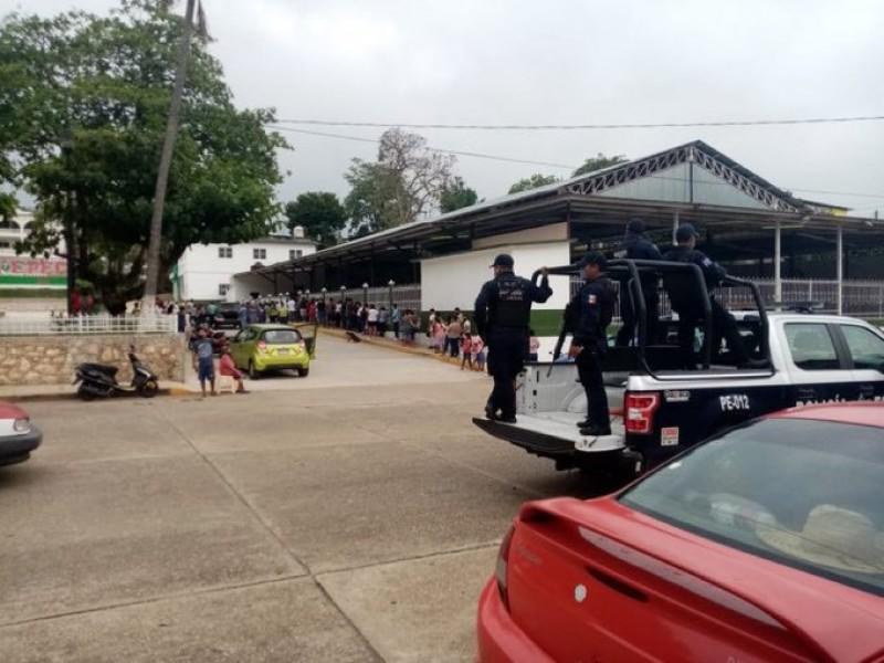 Suspenden elecciones en algunas secciones de cinco municipios